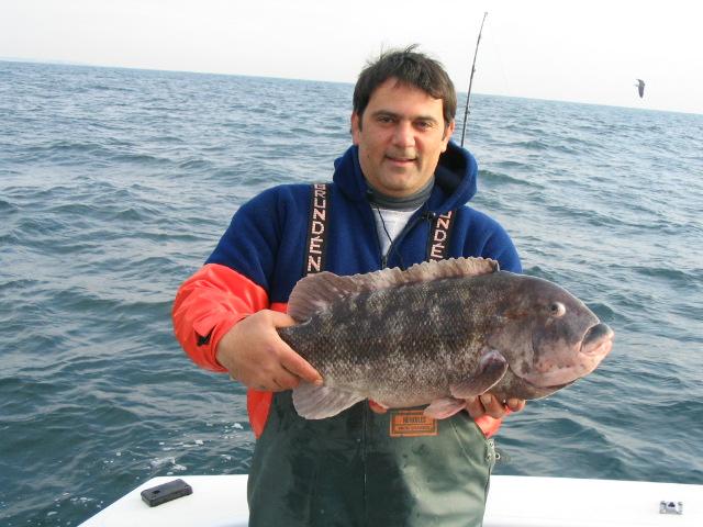 L'il Toot Charter   RI Fishing Charter Boat
